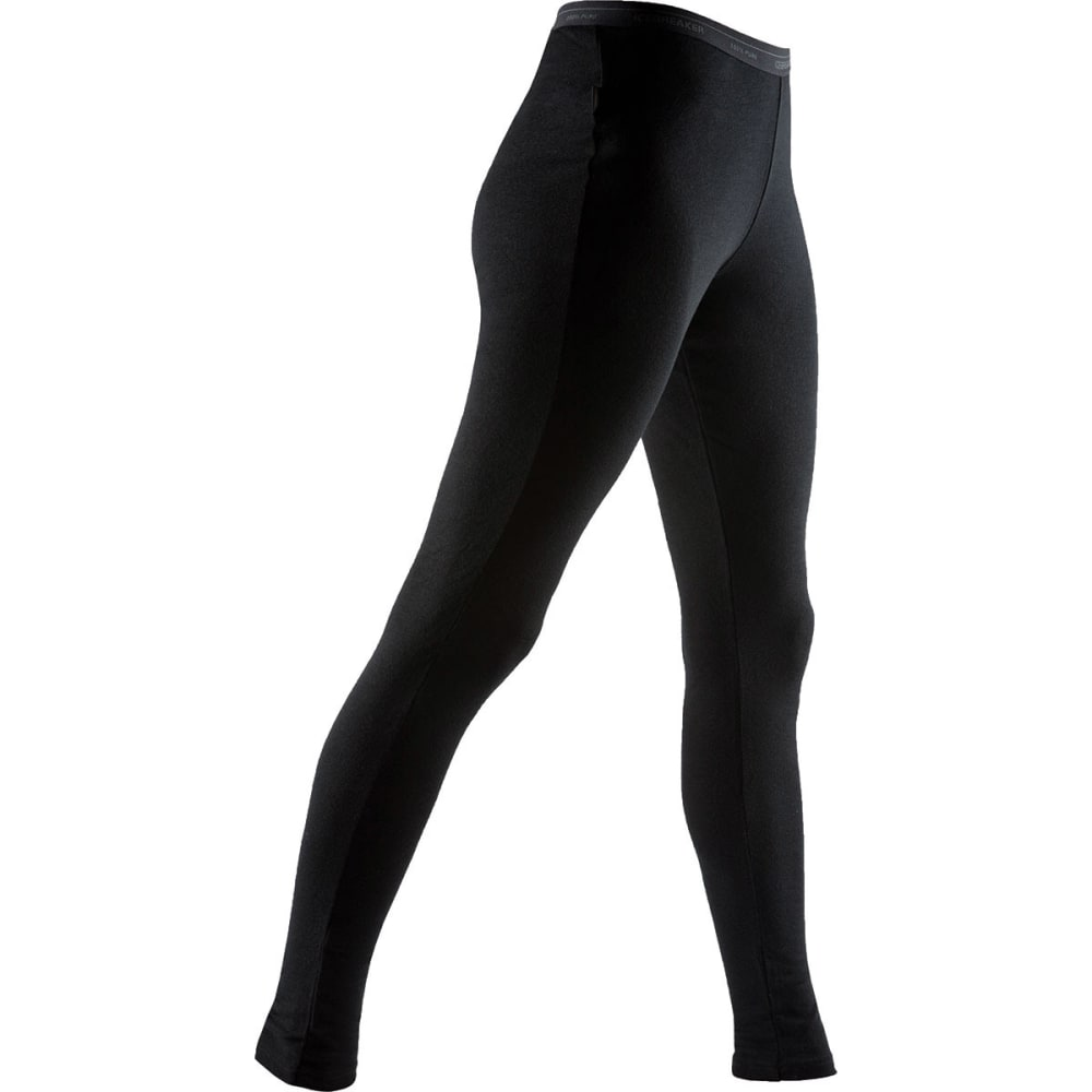 ICEBREAKER Women's Everyday Lightweight Leggings - BLACK