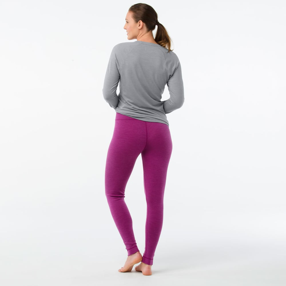 SMARTWOOL Women's NTS Mid 250 Bottoms - A11-MEADOW MAUVE