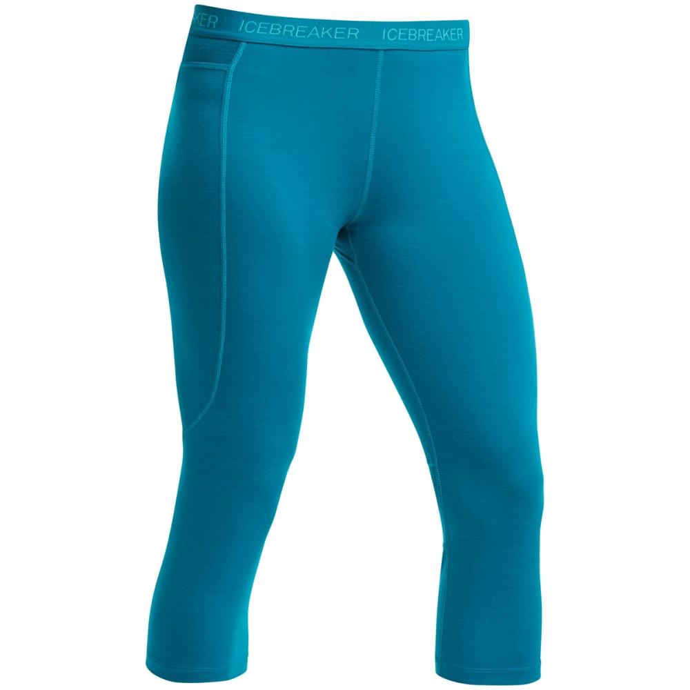 ICEBREAKER Women's BodyfitZONE Zone Legless Leggings - ALPINE/ AQUAMARINE/
