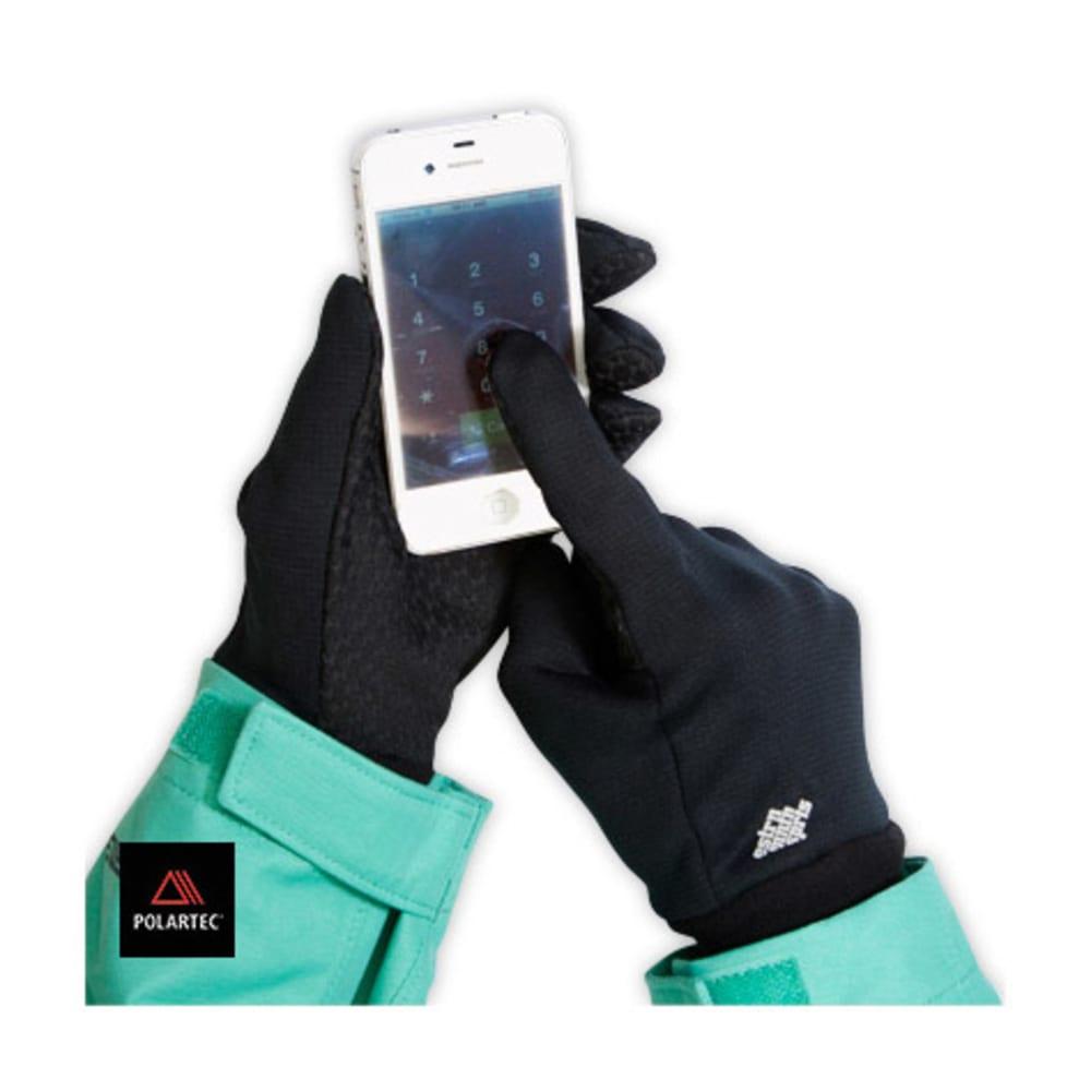 EMS Women's Wind Pro Touchscreen Gloves - BLACK
