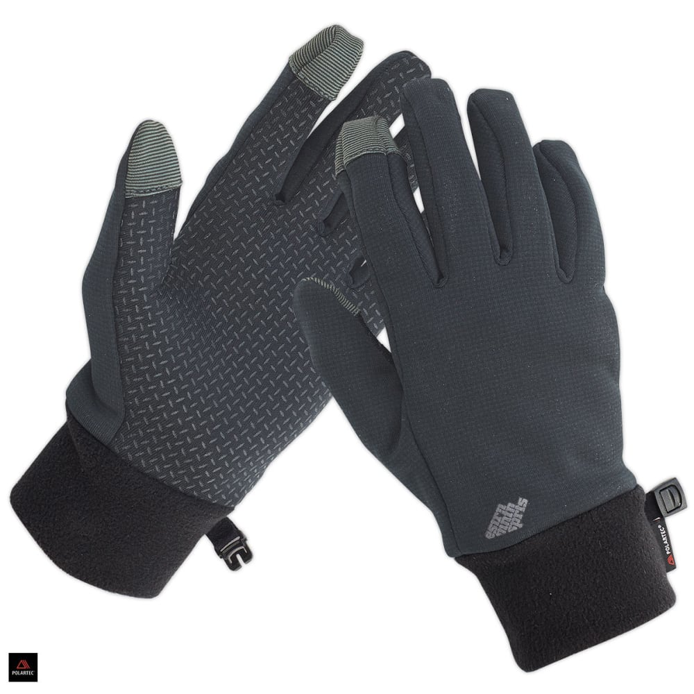 EMS Women's Wind Pro Touchscreen Gloves - EBONY