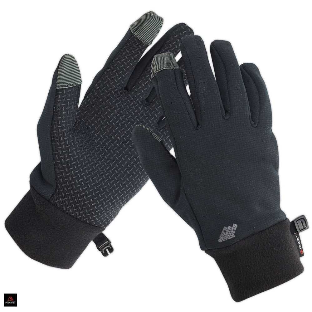 EMS Women's Wind Pro Touchscreen Gloves - JET BLACK