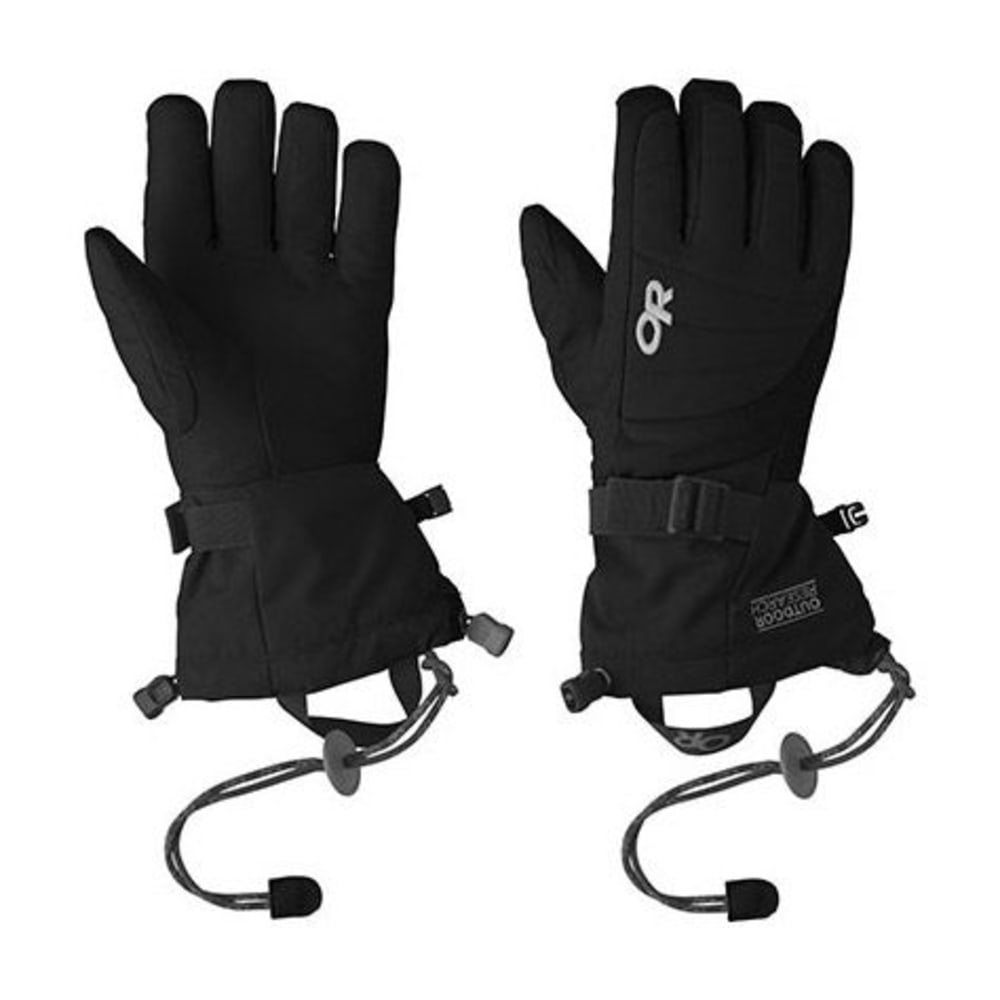OUTDOOR RESEARCH Women's Revolution Gloves - BLACK