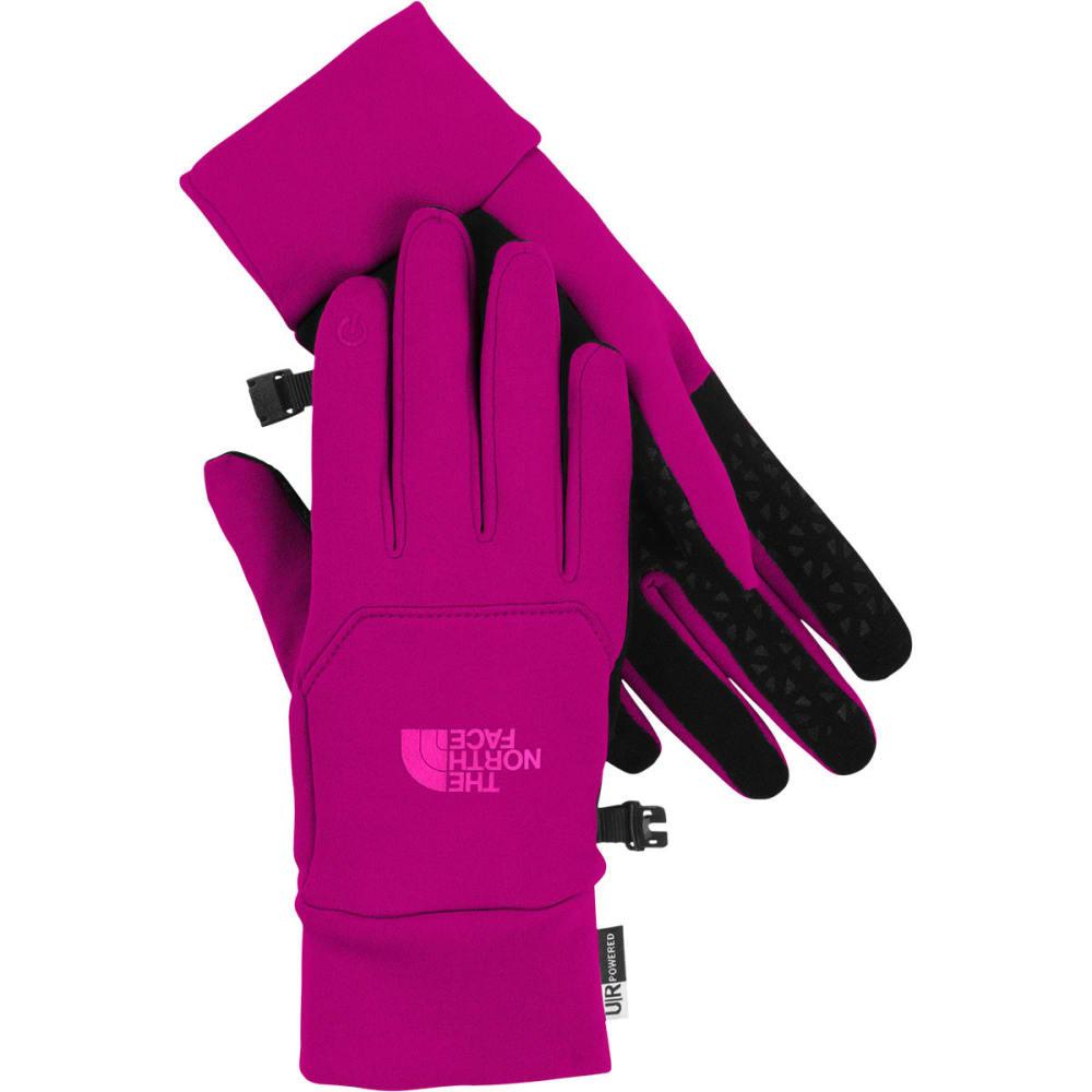 THE NORTH FACE Women's Etip Fleece Gloves - DRAMATIC PLUM
