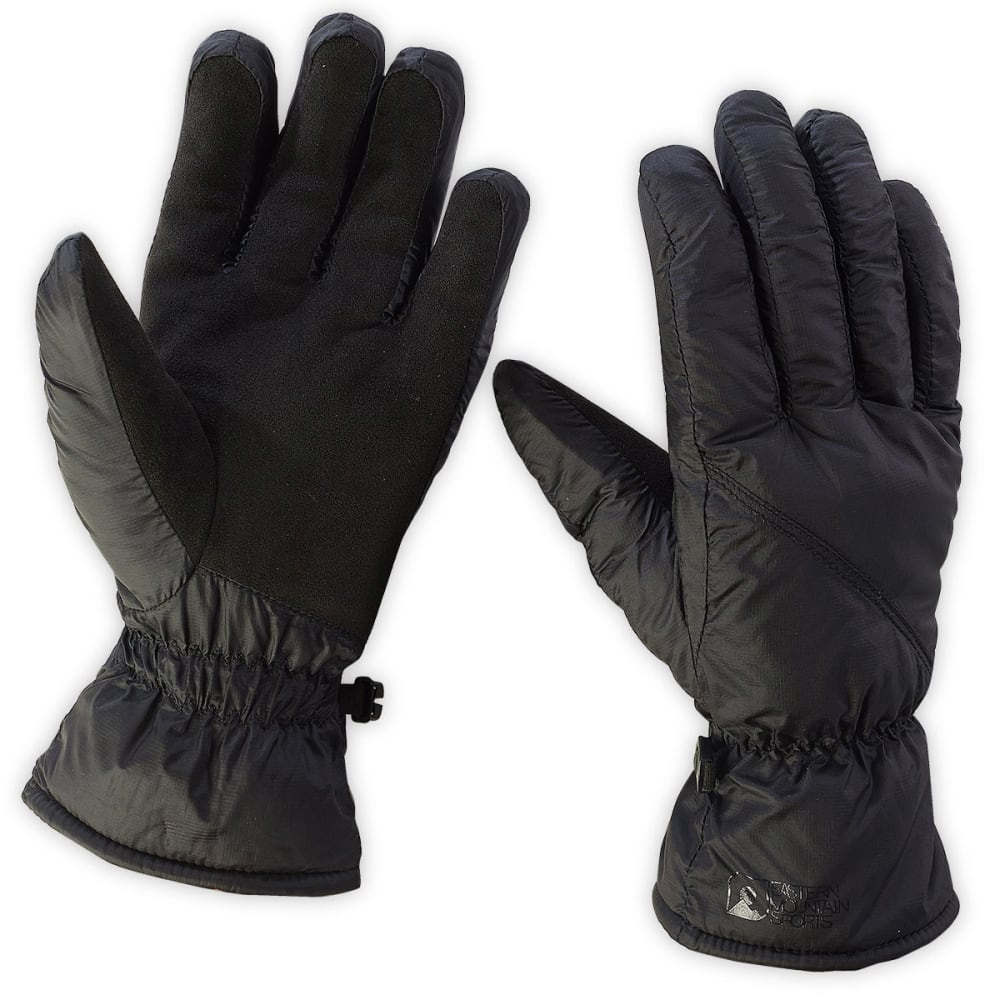 EMS Women's Mercury Gloves - JET BLACK
