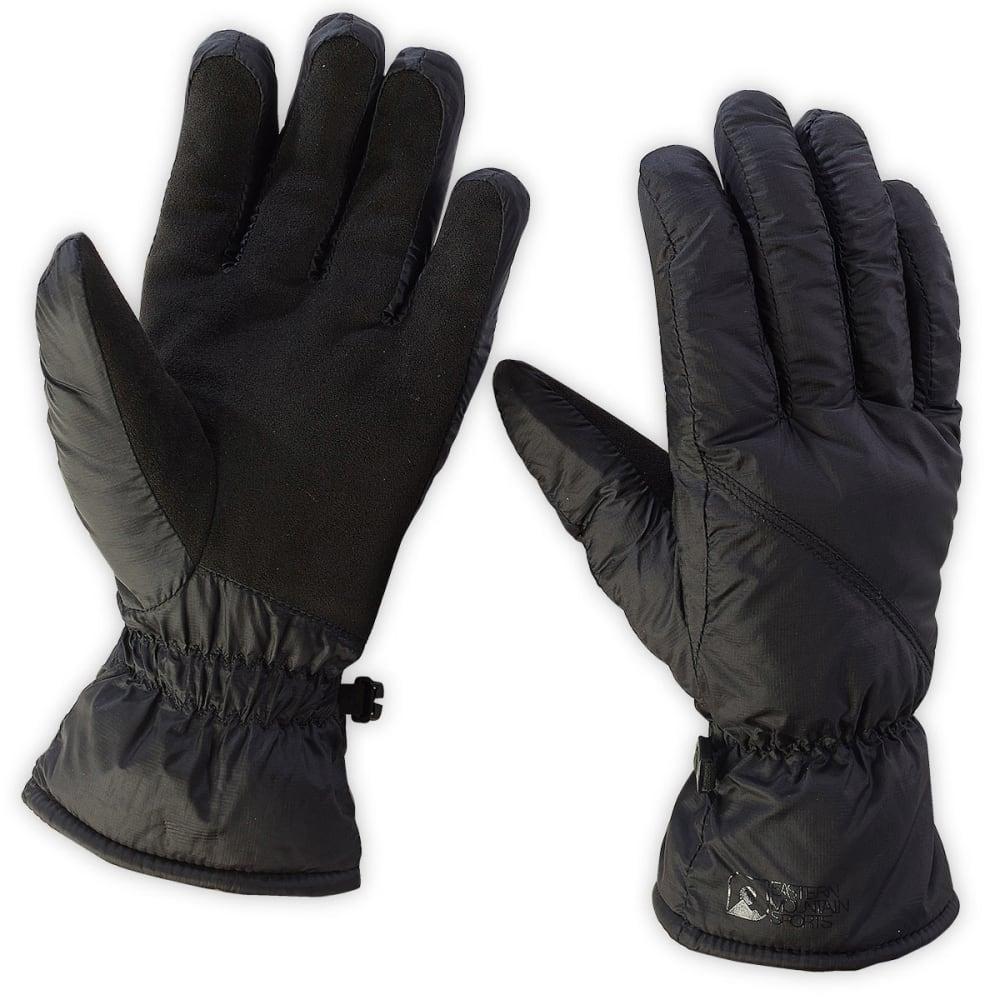 EMS Women's Mercury Gloves - JET BLACK