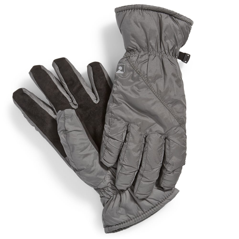 EMS Women's Mercury Gloves - PEWTER