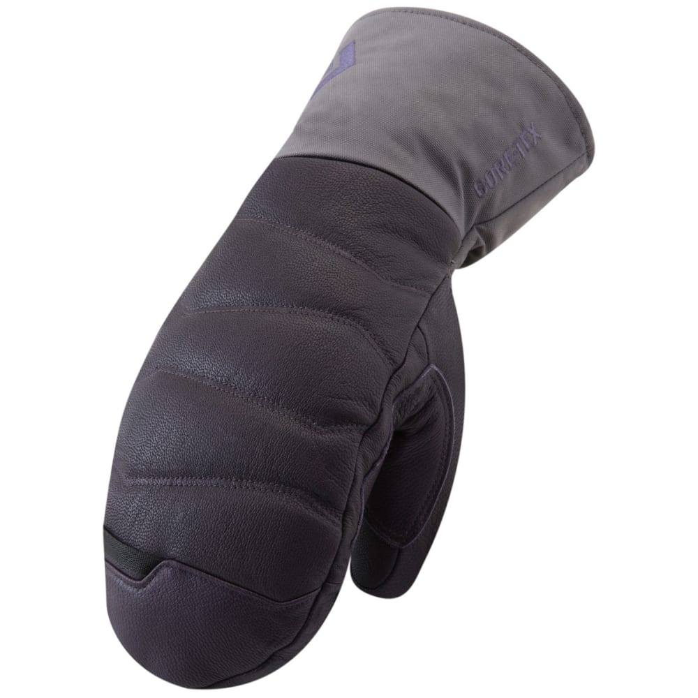 BLACK DIAMOND Women's Iris Mittens - NIGHTSHADE