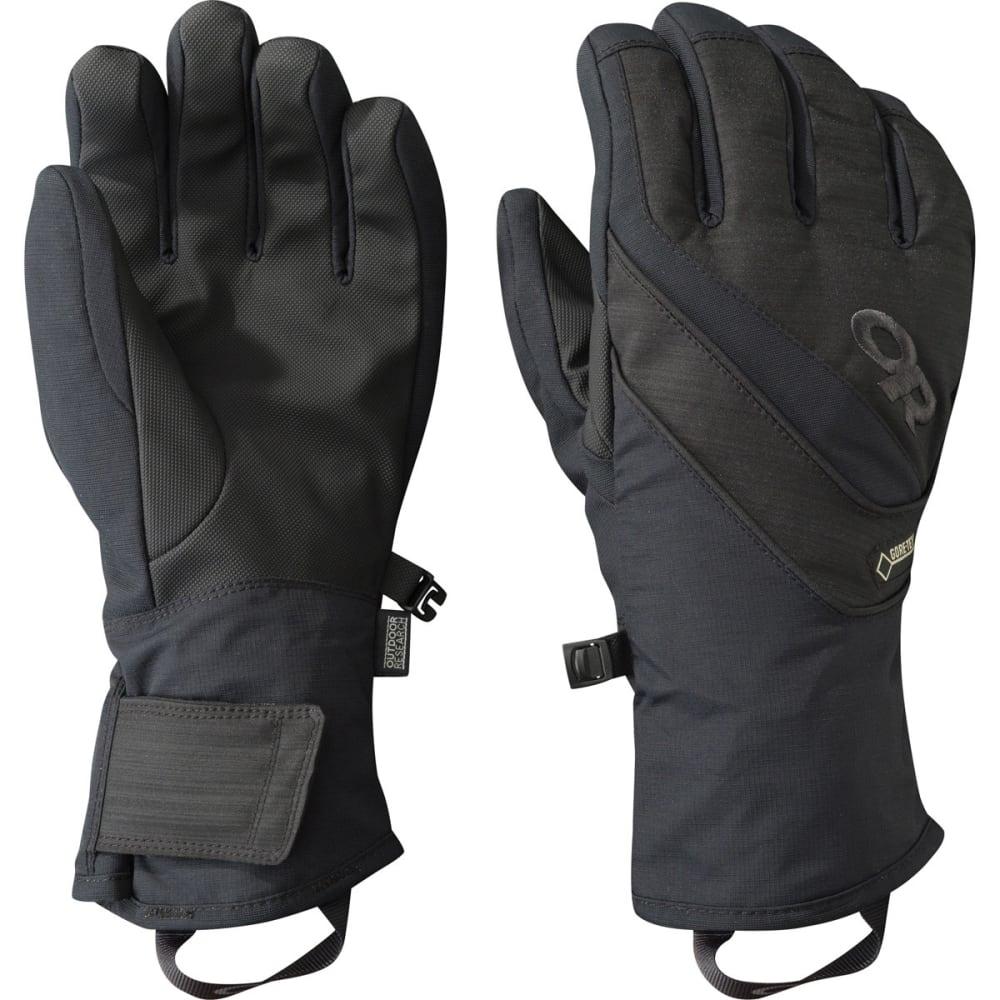 OUTDOOR RESEARCH Women's Centurion Gloves - BLACK