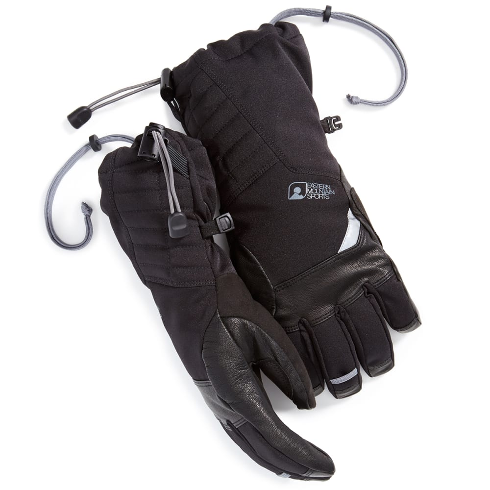 Osprey womens leather gloves - Ems Reg Women Rsquo S Summit Glove Jet Black