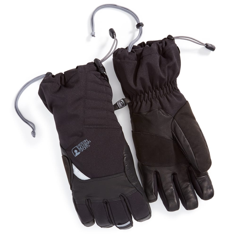 EMS Women's Summit Glove - JET BLACK