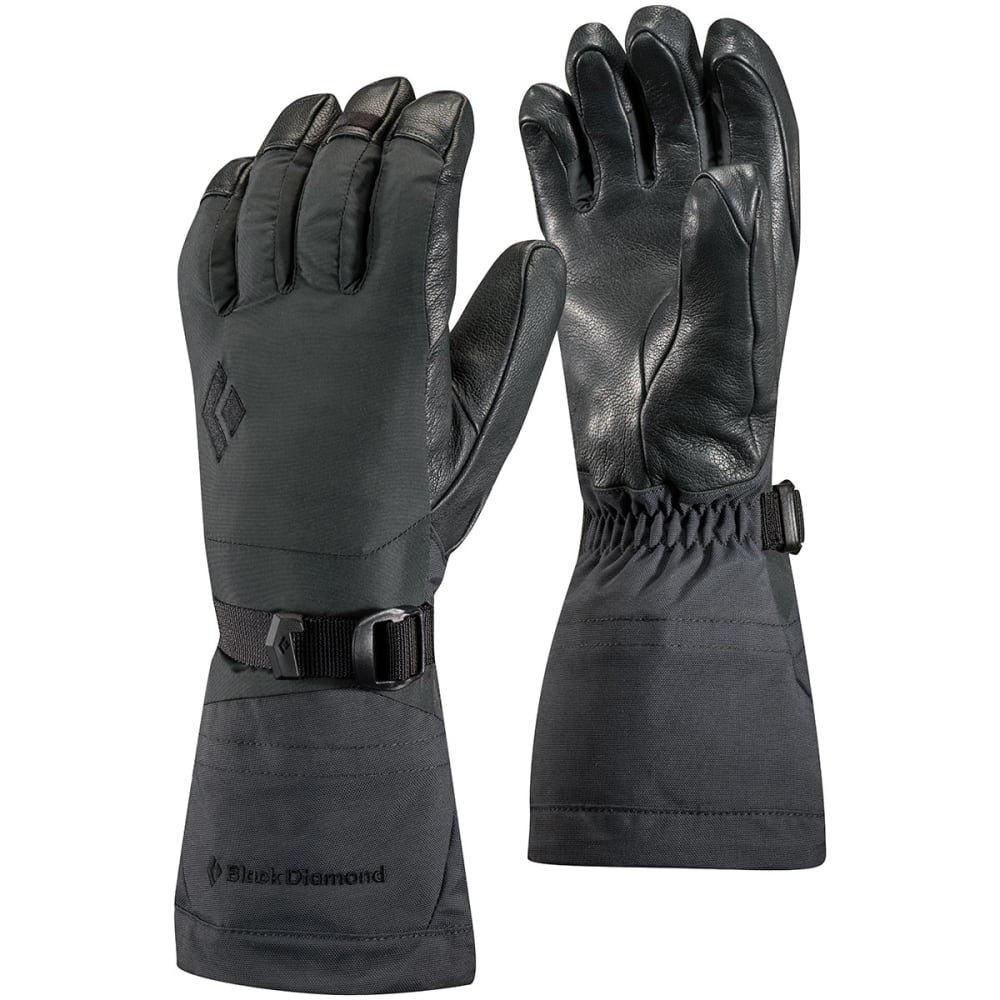 BLACK DIAMOND Women's Ankhiale Gore-Tex Gloves - BLACK
