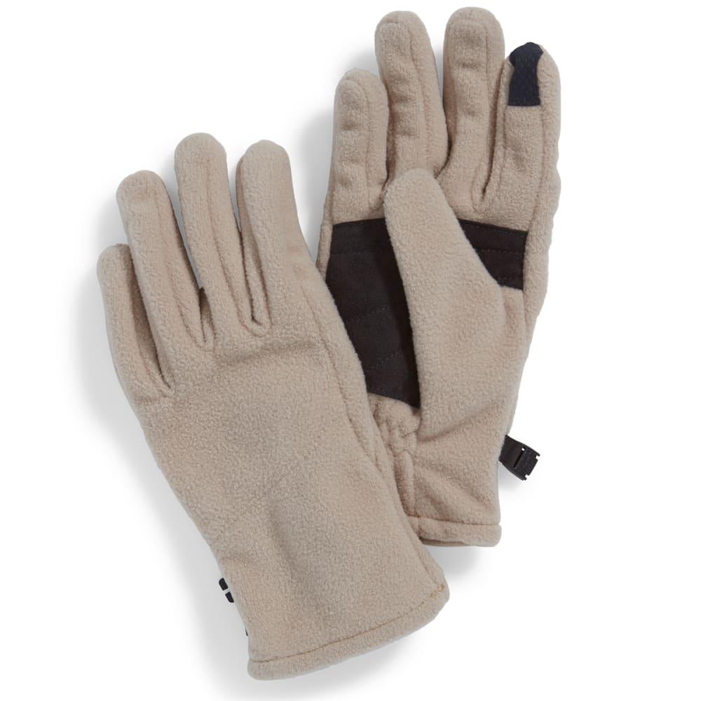 EMS® Women's All-Season Fleece Gloves - CAMEL