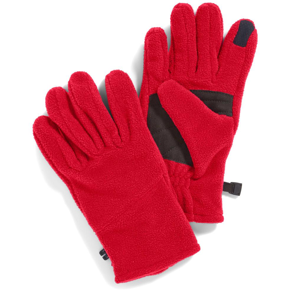 EMS® Women's All-Season Fleece Gloves - RED