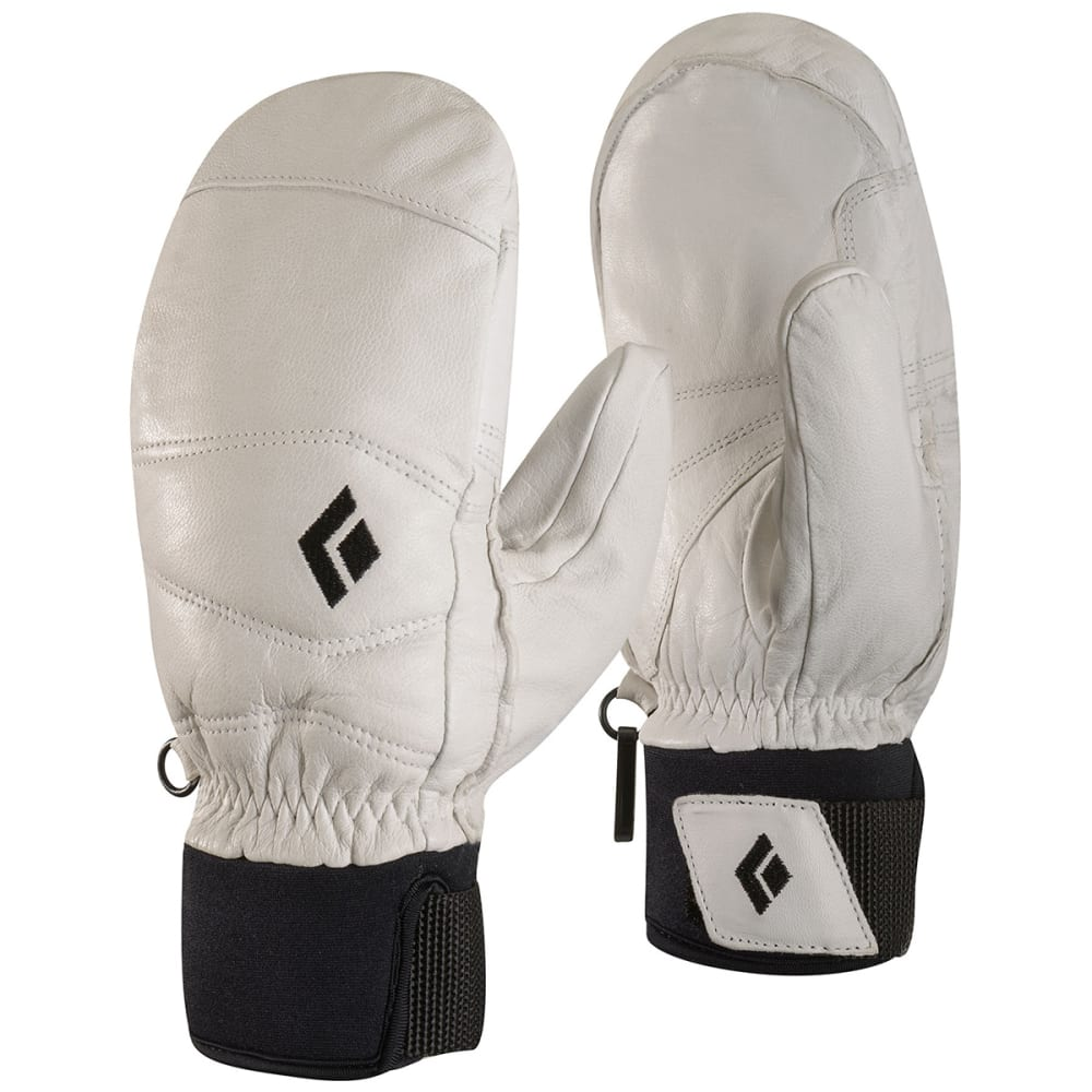 BLACK DIAMOND Women's Spark Mitts - WHITE