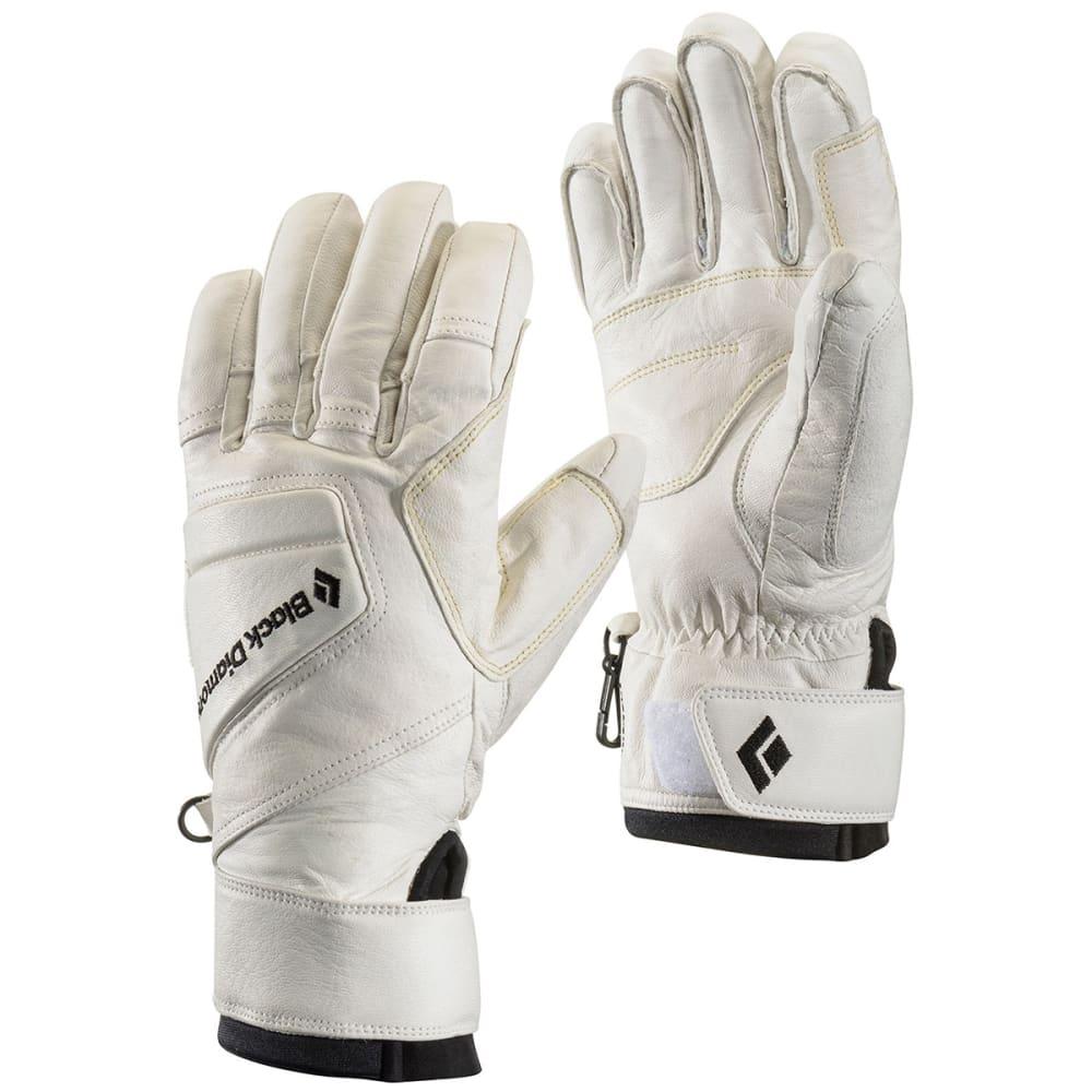 BLACK DIAMOND Women's Legend Gloves - WHITE