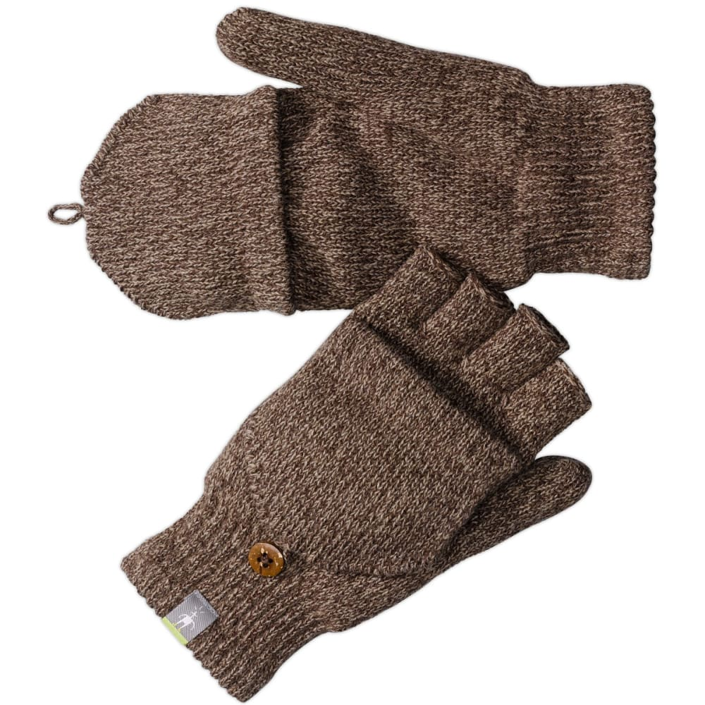 SMARTWOOL Women's Cozy Flip Mittens - TAUPE