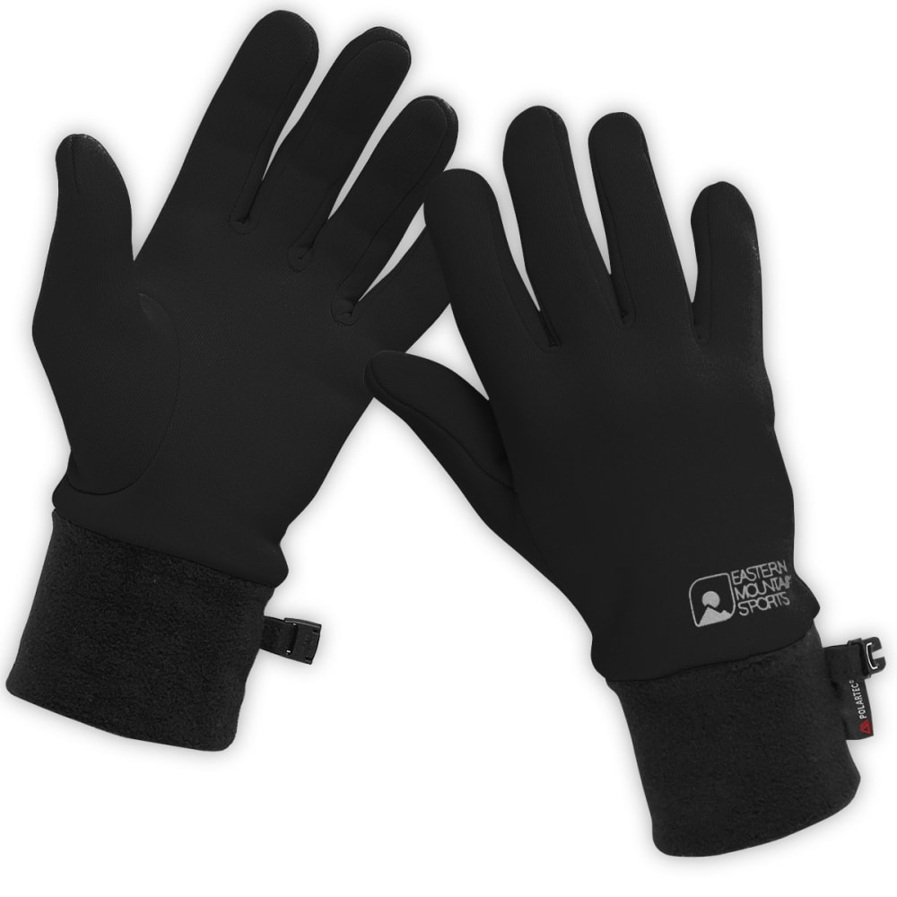 EMS Women's Power Stretch Gloves - BLACK