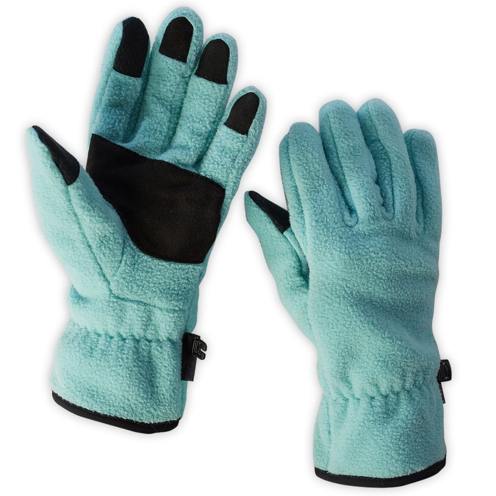 EMS Women's Hyland Fleece Gloves - AQUA HAZE