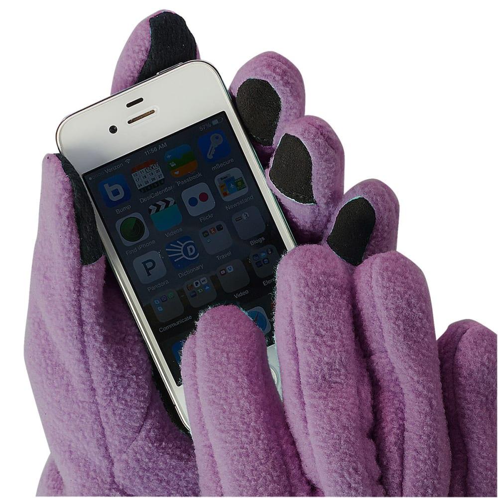 EMS Women's Hyland Fleece Gloves - PURPLE HAZE