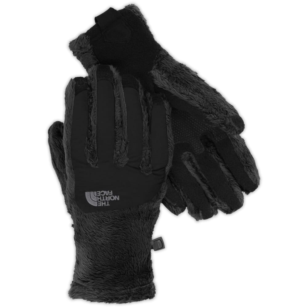 THE NORTH FACE Women's Denali Thermal Etip Fleece Gloves - TNF BLACK-JK3