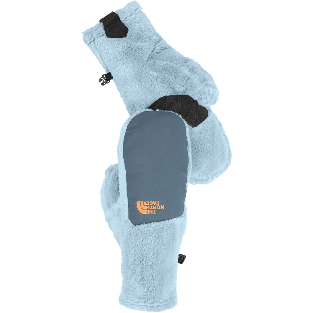 THE NORTH FACE Women's Denali Thermal Mittens - TOFINO BLUE