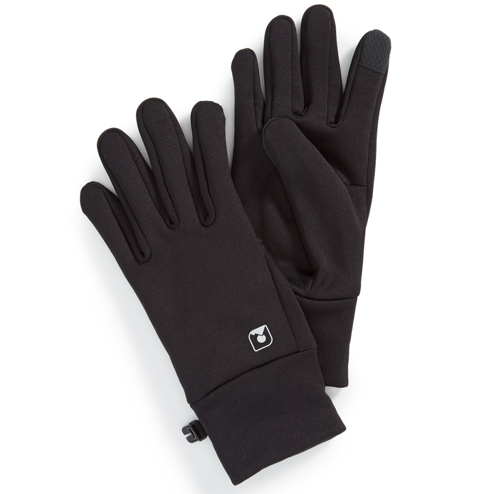 EMS Women's Power Stretch Gloves - BLACK