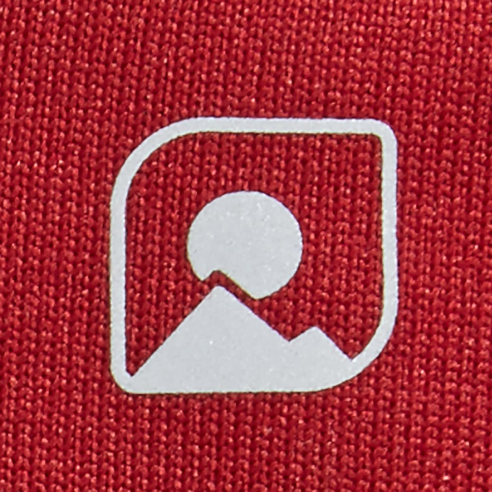 EMS Women's Power Stretch Gloves - BIKING RED