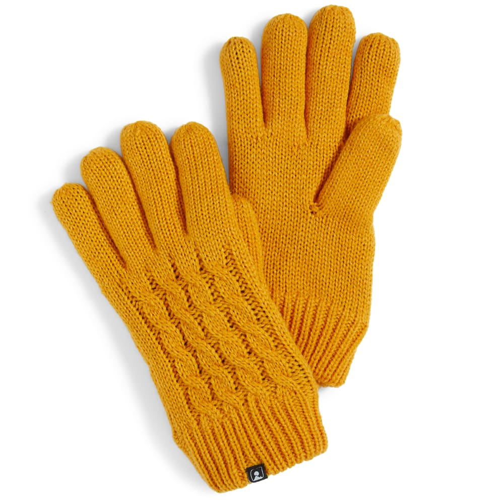 EMS® Women's Fashion Knit Glove - CADMIUM YELLOW