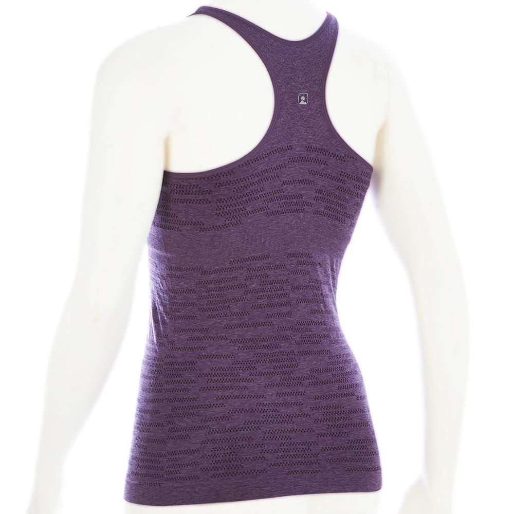 EMS® Women's Pulse Shelf Bra - BLACKBERRY