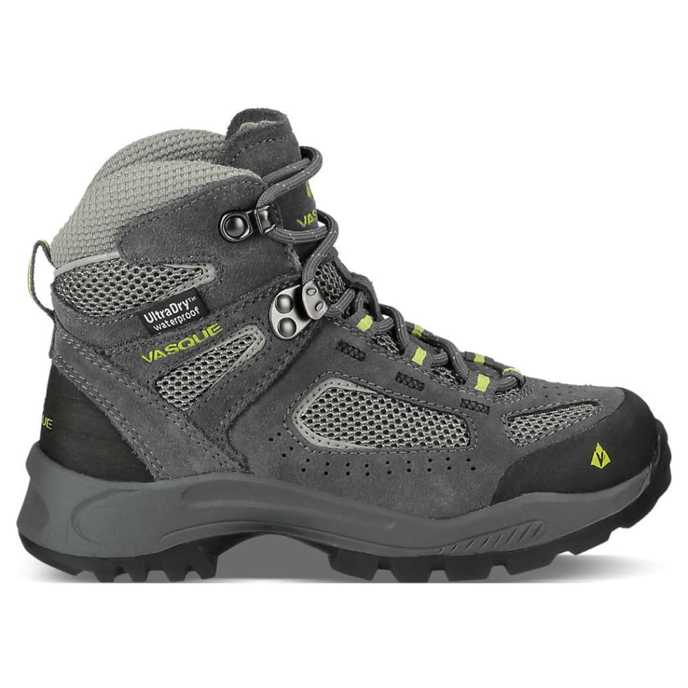 VASQUE Kids' Breeze 2.0 UltraDry Hiking Boots - CASTLEROCK