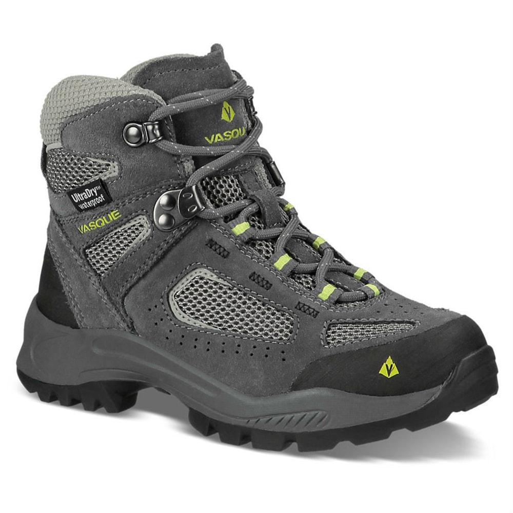 VASQUE Kids' Breeze 2.0 UltraDry Hiking Boots - CASTLEROCK