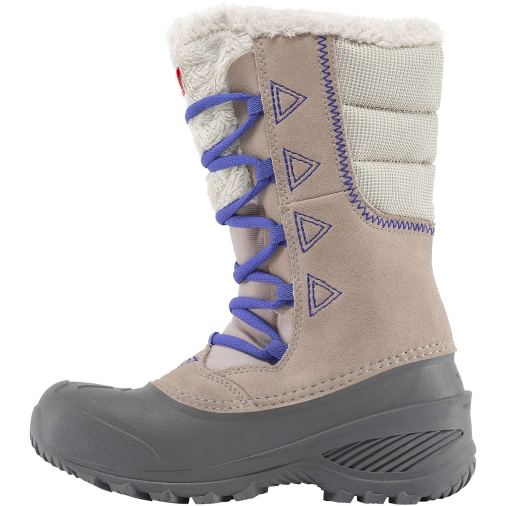 THE NORTH FACE Girl's Shellista Lace II Boots - ATMOSPHERE