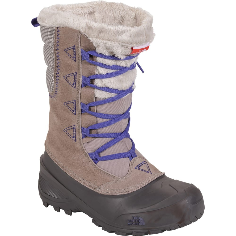 69d60b2de THE NORTH FACE Girl's Shellista Lace II Boots