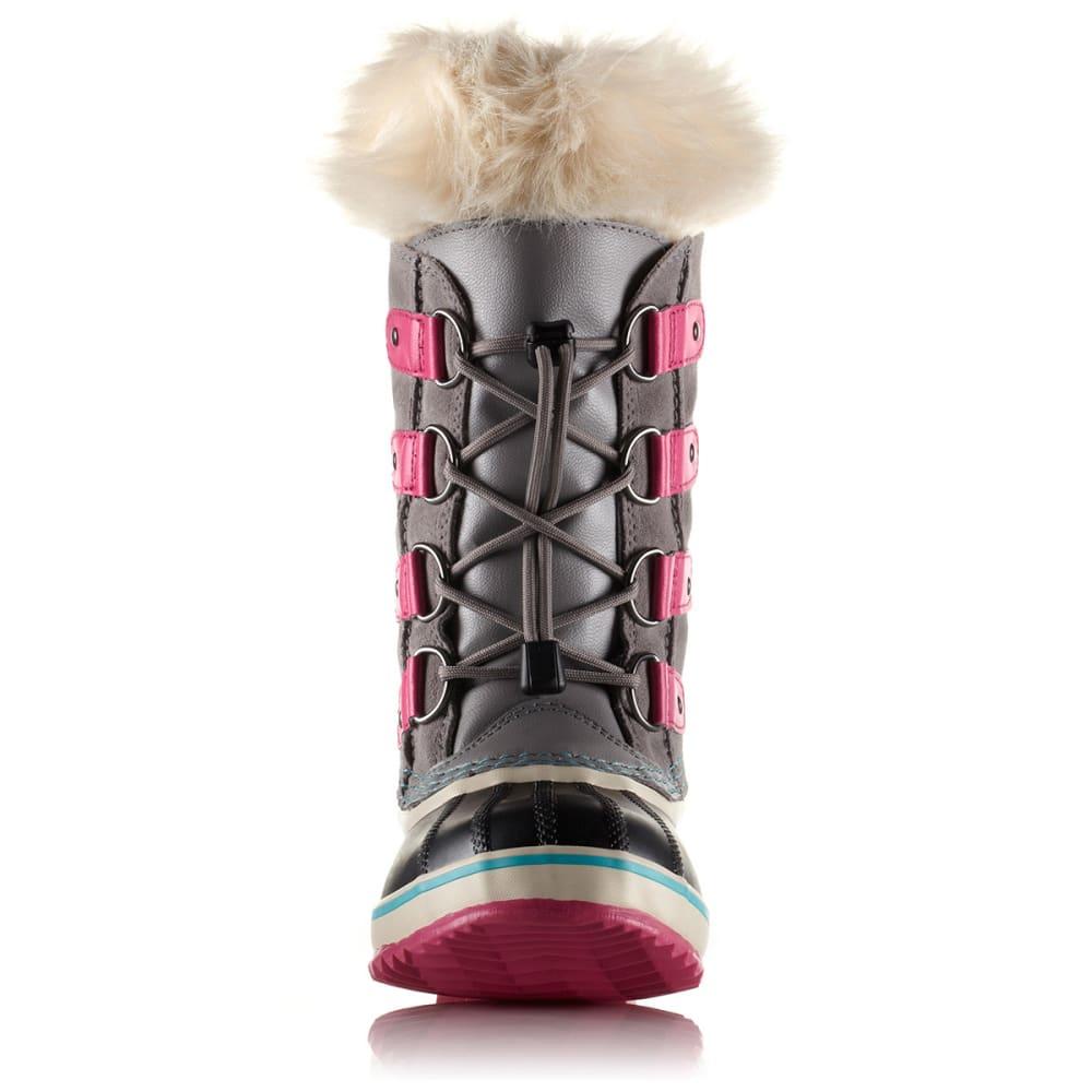 e4153b9f1318f SOREL Girls  39  Joan of Arctic Boots - LIGHT GREY