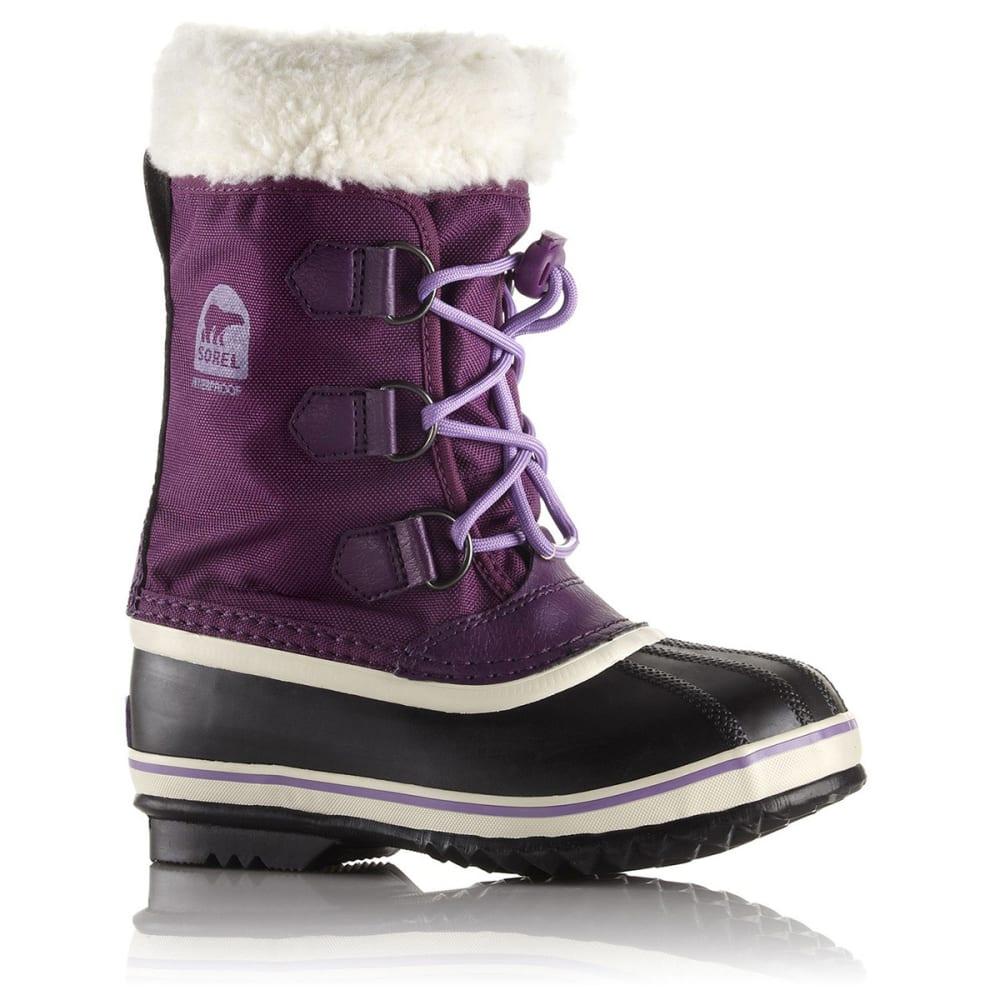 SOREL Youth Yoot Pac™ Nylon Boots - BRAMBLE
