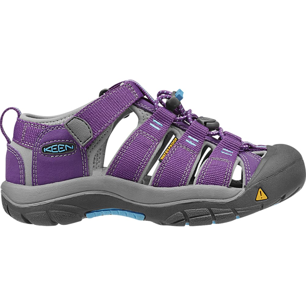 KEEN Kids' Newport H2 Sandals, Purple Magic - PURPLE