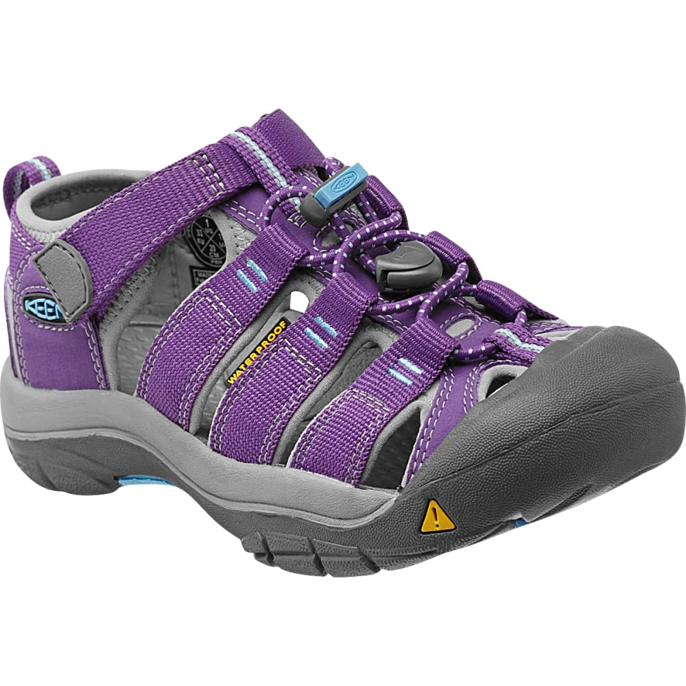 KEEN Kids' Newport H2 Sandals, Purple Magic - PURPLE