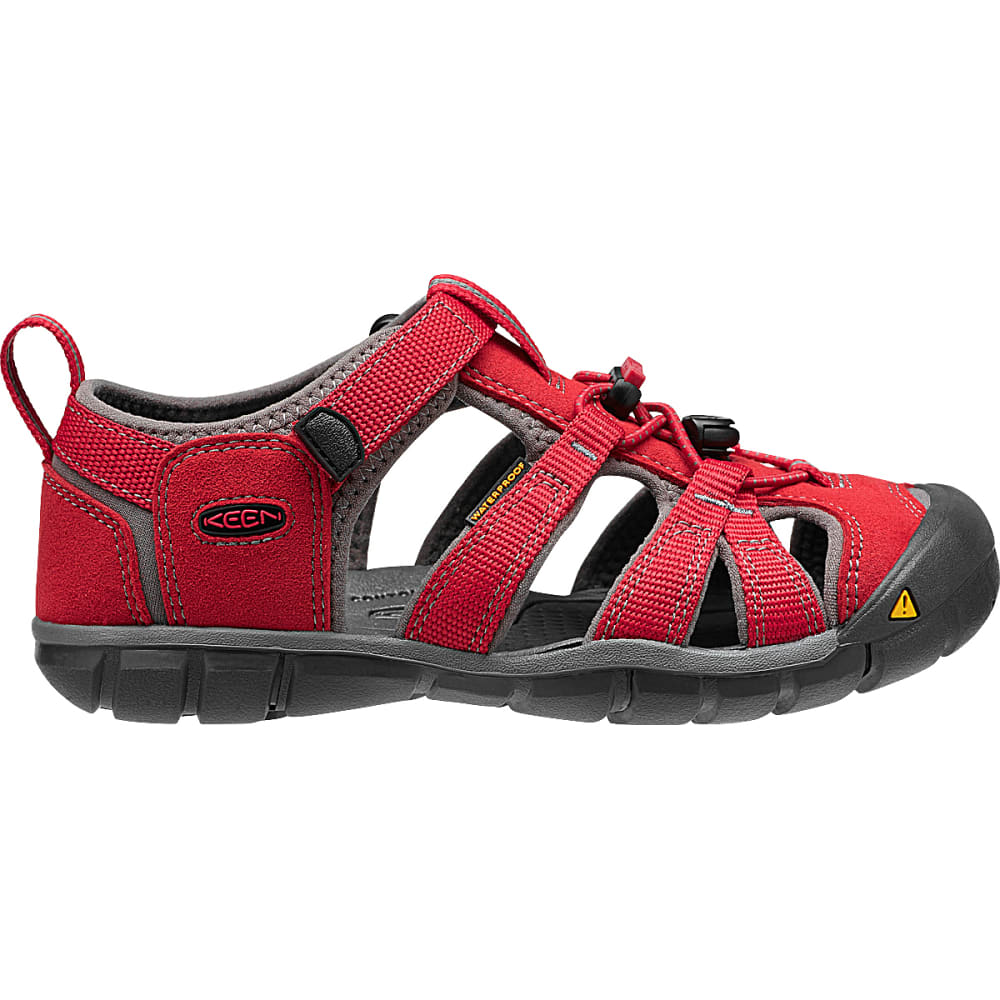 KEEN Kids' Seacamp II CNX Sandals - RACING RED