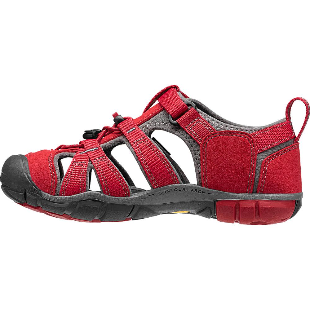 KEEN Kids' Seacamp II CNX Sandals - RACING RED