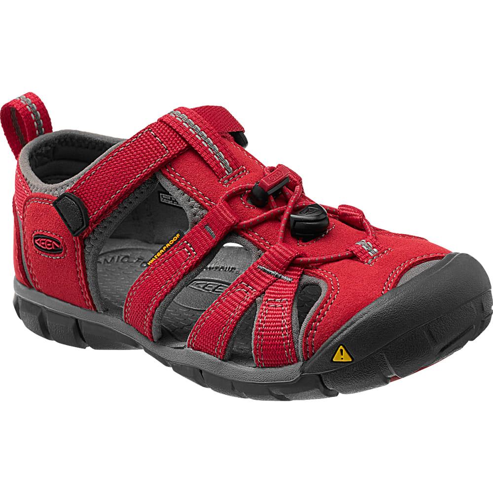 72a1ac9c7b7 KEEN Kids  39  Seacamp II CNX Sandals - RACING RED