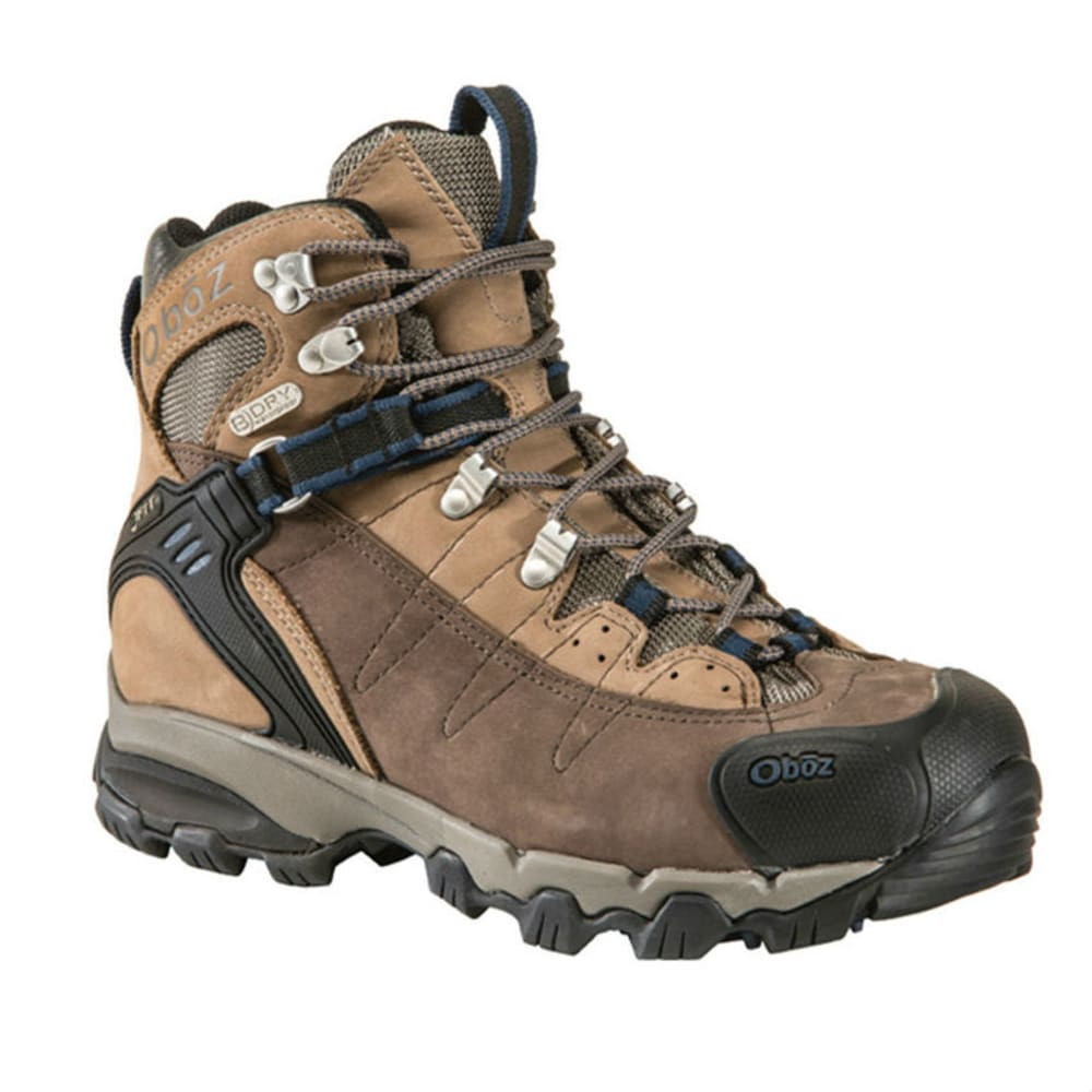 OBOZ Men's Wind River II WP Backpacking Boots