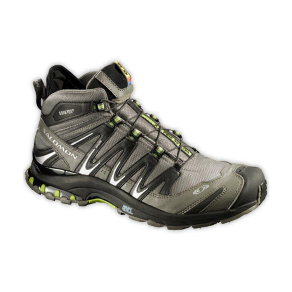 306a9fb87b SALOMON Men's XA Pro 3D Mid GTX Ultra Hiking Shoes, Swamp