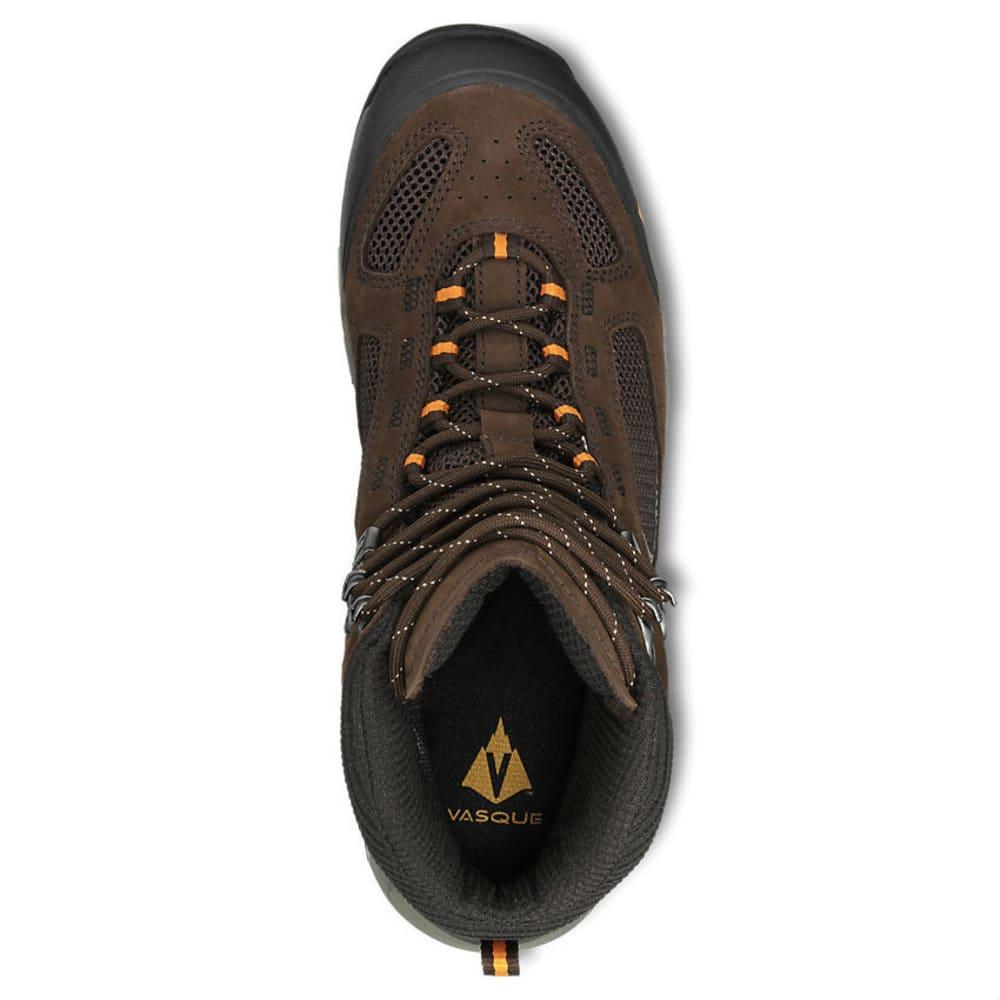 eb97102ba54cf3 VASQUE Men  39 s Breeze 2.0 GTX Hiking Boots - SLATE BROWN ORANGE
