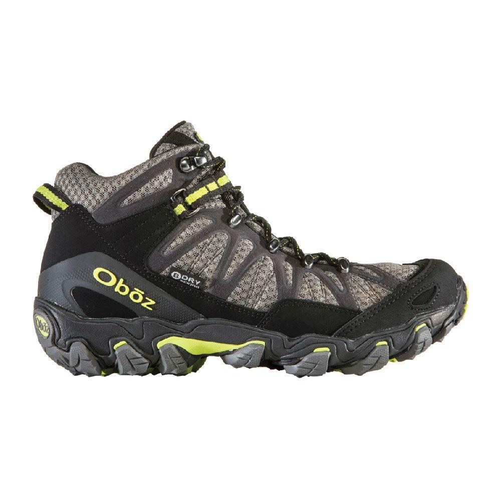 8dc9d1e555a OBOZ Men's Traverse Mid BDry Hiking Boots