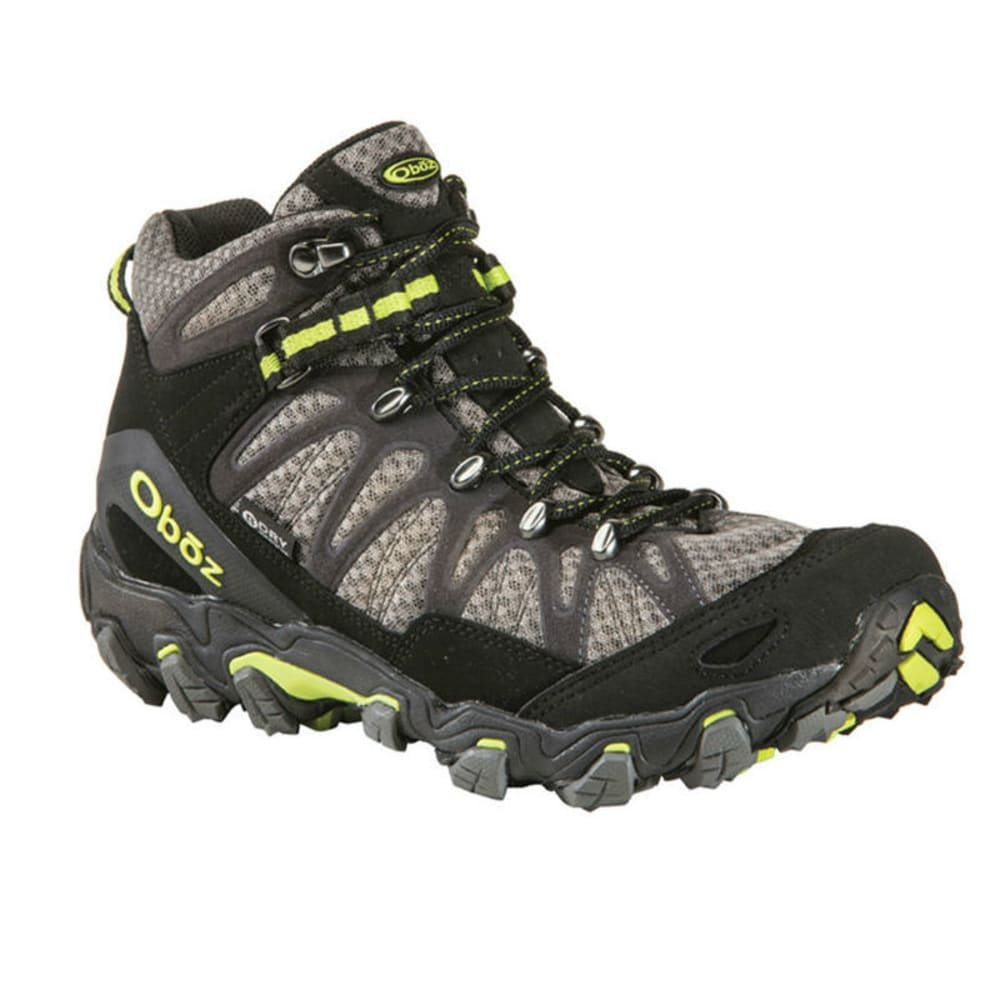 Oboz Men S Traverse Mid Bdry Hiking Boots