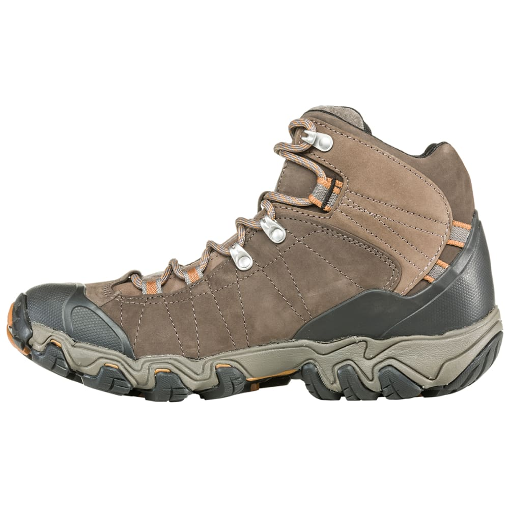 OBOZ Men's Bridger BDry Hiking Boots, Wide - SUDAN BROWN