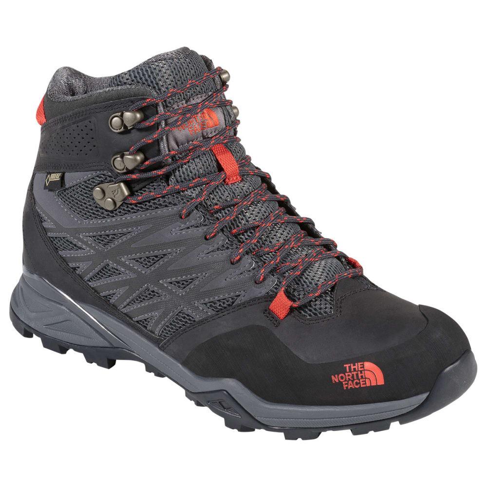 THE NORTH FACE Men's Hedgehog Hike Mid GTX Hiking Boots, Dark Shadow Grey - DARK SHADOW