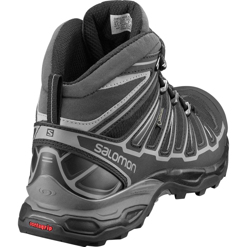 SALOMON Men's X Ultra Mid 2 GTX Hiking Boots - BLACK