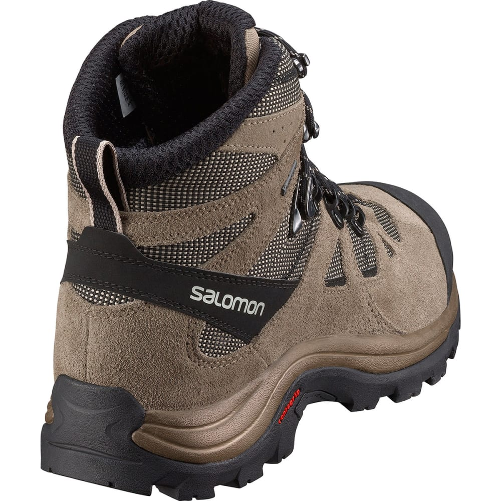 SALOMON Men's Discovery GTX Hiking Boots, Navajo/Shrew - NAVAJO